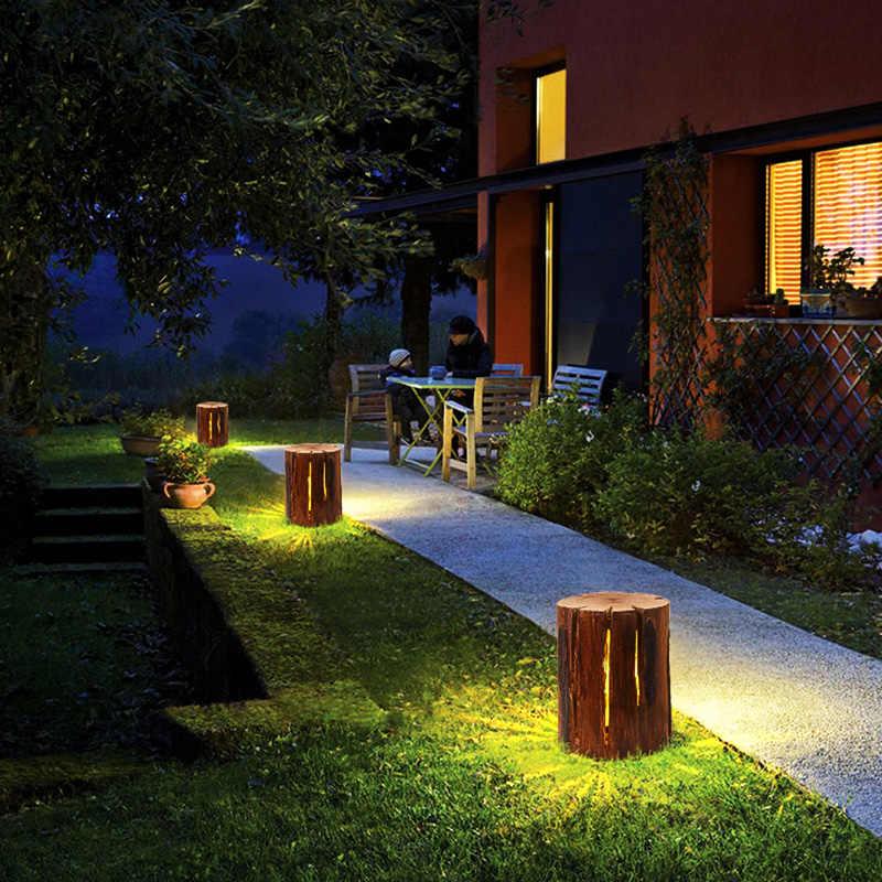 lighting design for garden