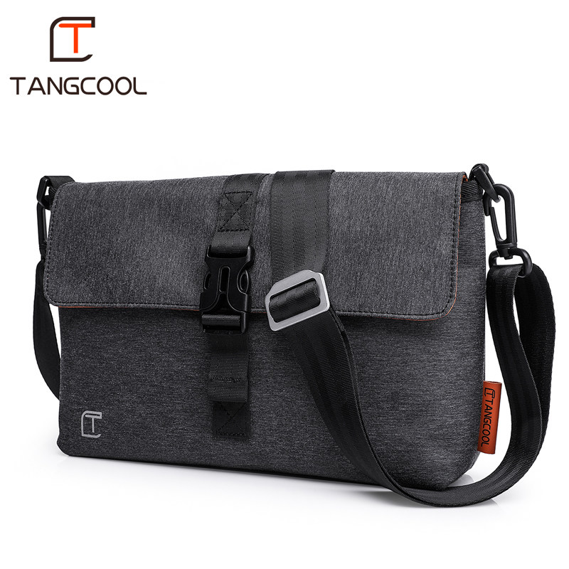 Us 21 69 52 Off New Tangcool Brand Designer Uni Men Waterproof Messenger Bag Korean Style Cross Body Shoulder Sling Bags Two Colors Alternate In