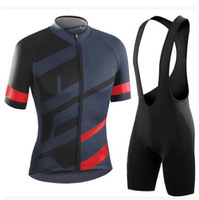 2018 Cycling Jersey New Short Outdoor Sport Clothing Maillot Ropa Ciclismo Sweat Absorption Breathable Quick Drying