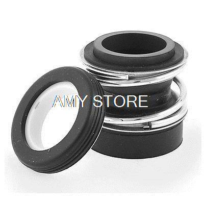 MG12/MB2-12/14/16/18/20/22/24/25/28/30/32/35/38/40/43/45/50/53/55/60/65 ID Metal Spiral Spring Mechanical Seal for Water PumpMG12/MB2-12/14/16/18/20/22/24/25/28/30/32/35/38/40/43/45/50/53/55/60/65 ID Metal Spiral Spring Mechanical Seal for Water Pump