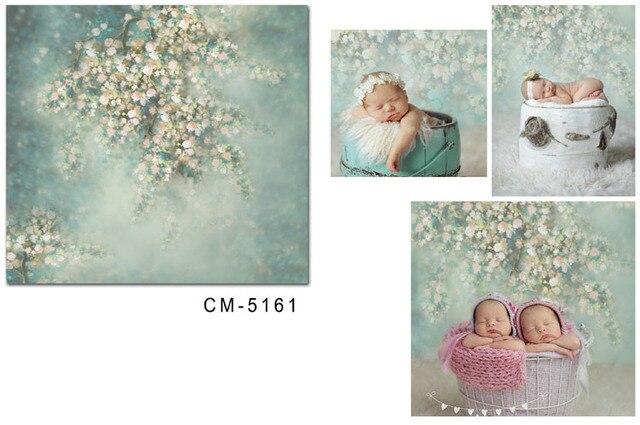 Computer-gedruckt Vinyl Foto Hintergründe neugeborenen Fotografie kulissen für Foto studio 1,5X2,2 m cm-5161