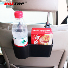 VOLTOP Car Seat Back Storage Bag Auto Cushion Chair Back Storage Box Stowing Tidying Organizer Tool Hanging Bag Pocket Holder