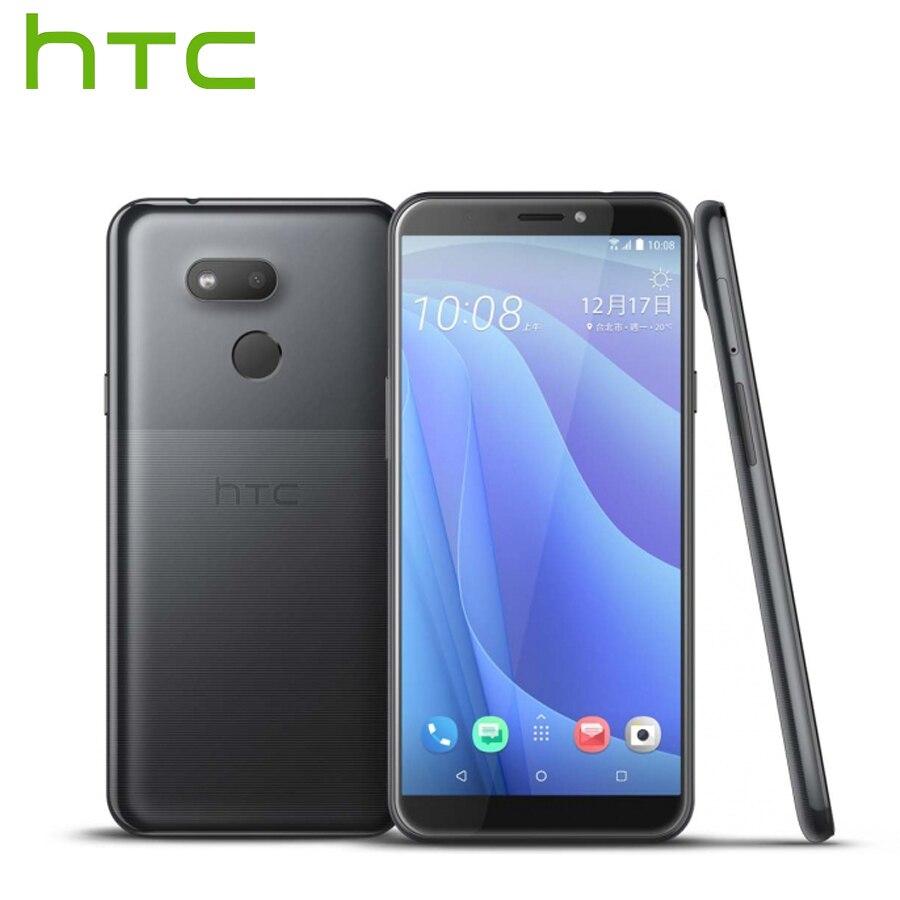 NEW Original HTC Desire 12s Mobile Phone Dual SIM 3GB RAM 32GB ROM 5.7 inch 13MP Snapdragon435 Octa core 3075mAh NFC Android 8.1