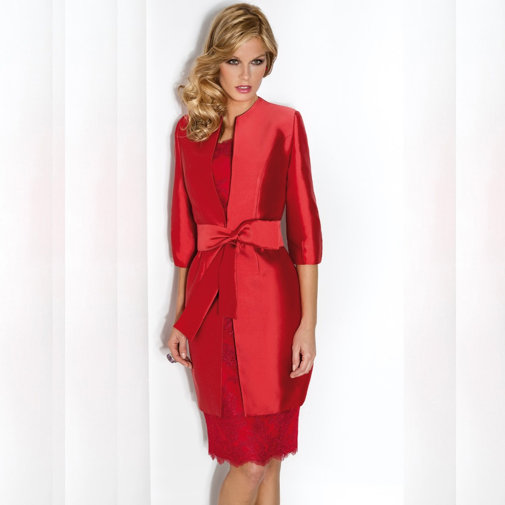 Compare Prices on Red Mother of Bride Dresses- Online Shopping/Buy ...