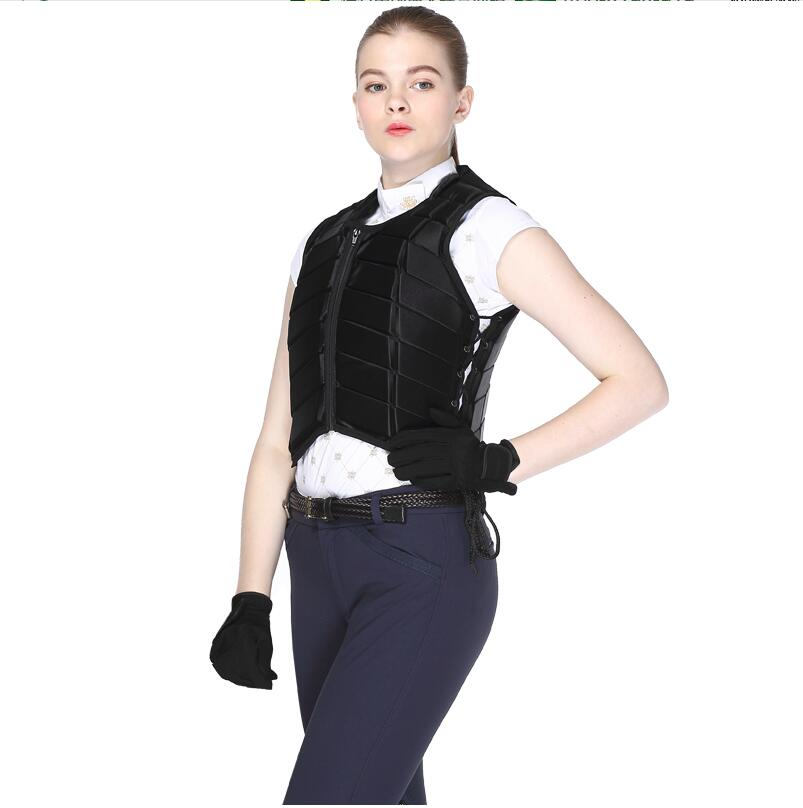 Free Shipping Body Protectors Equestrian Supplies Armor Protective Vest Protective Clothing Vest Protective Clothing