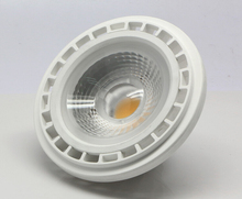 цены  Free Shipping Dimmable AR111 15W COB LED Spotlight ES111 QR111 GU10 G53 LED Indoor Down Light AC85-265V/AC110V/AC220V/AC230V