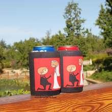 100 шт пивная банка крышка рукав сумка-холодильник для пикников Стабби держатель может охладитель для еды и банок отлично подходит для Свадебные сувениры подарки