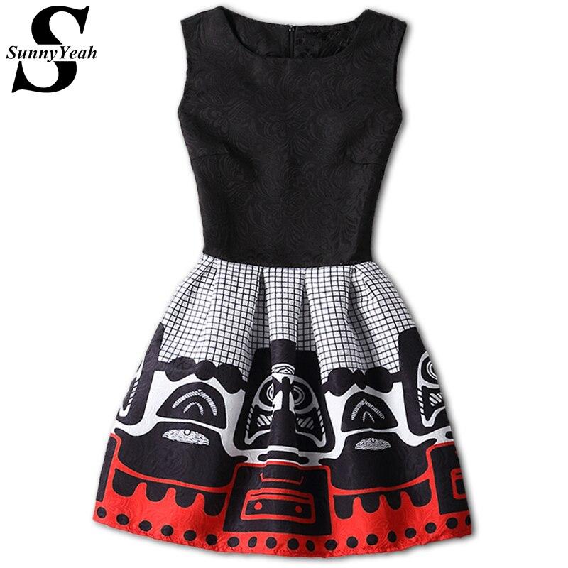 New Casual Women Summer Dress...