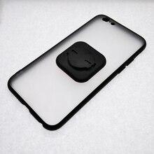 휴대 전화 케이스 pc tpu 하드 케이스, iphone 6/7/8 plus/11 용 범용 어댑터 포함 sram garmin fouriers bryton gub bike mount