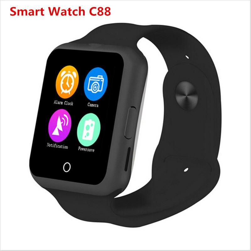 Newest Smart Watch Android watch sim card c88 SmartWatch ...