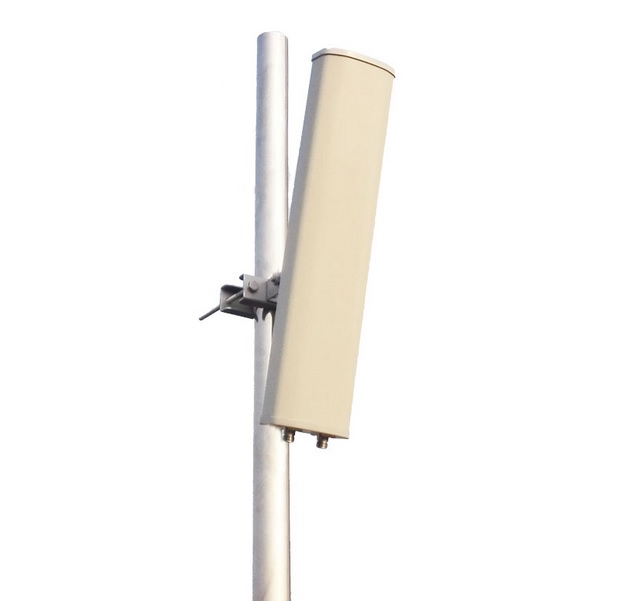 Elektronik Mechaniker Lager 2,400-2,500MHz WiFi/WLAN 200W 500mm Sector DAS Antenna