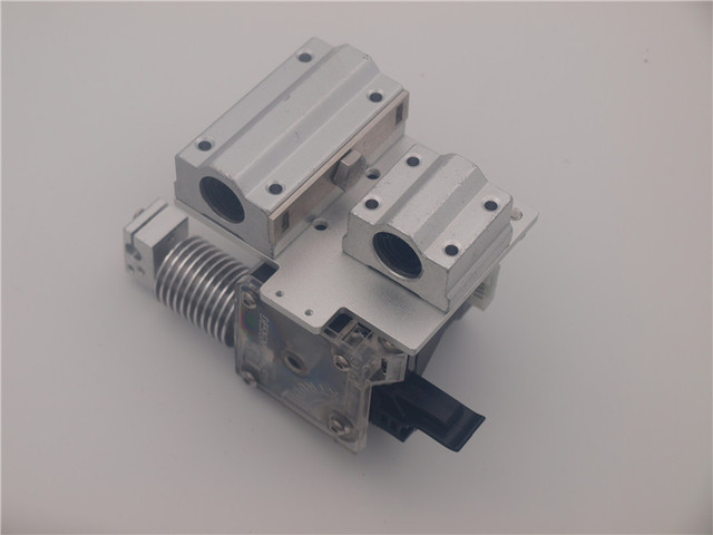 Funssor Reprap Prusa i3 Titan extrudeuse x-chariot mount V6 métal hotend kit 1.75/3mm Titan extrudeuse mise à niveau pour Prusa i3