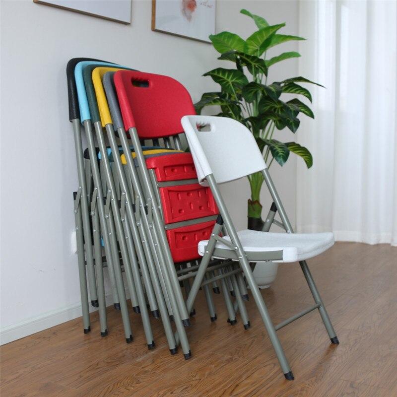 Chaise pliante facile à manger table et chaise fauteuil Portable chaise longue extérieure mobilier d'extérieur camping chaises pliantes