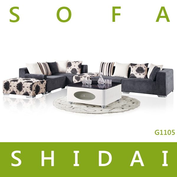 G1105 Foshan Living Room Furniture,2015 Latest Sofa Design, Living Room Sofa Part 75