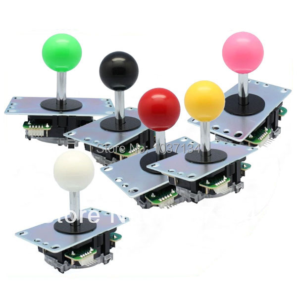 aliexpress com buy 4pcs of official original sanwa jlf tp 8yt 4pcs of official original sanwa jlf tp 8yt joystick 5 pin wiring