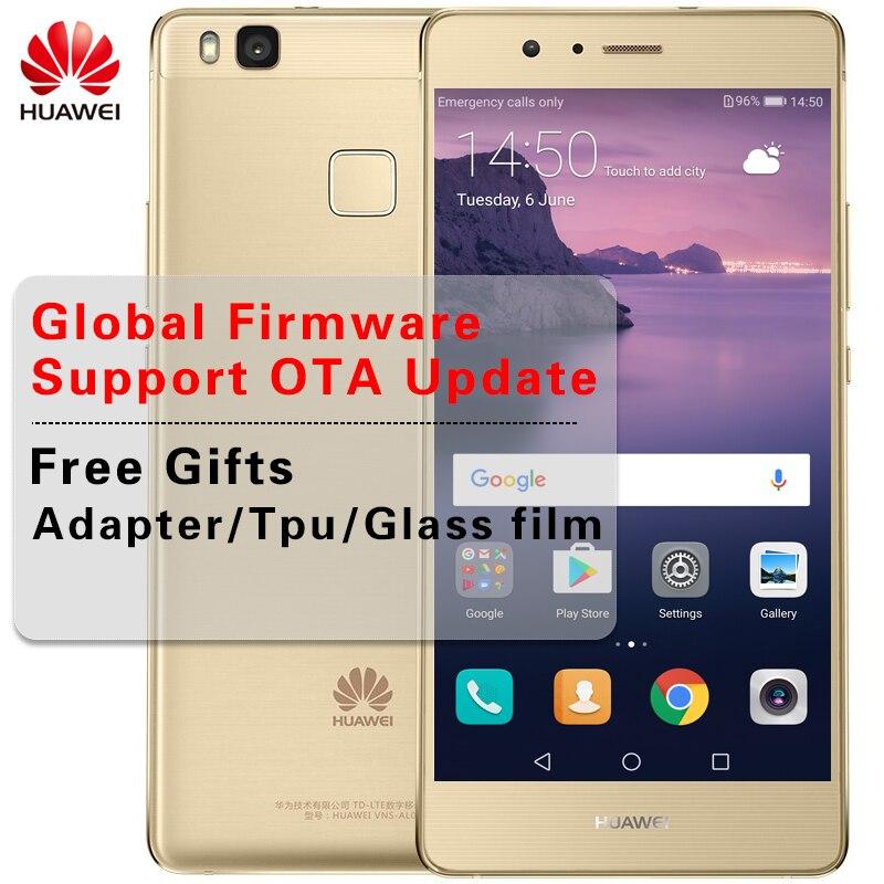 "Глобальная прошивка 5,2 ""huawei P9 lite 2017 LTE смартфон Кирин 650 Octa Core Dual SIM 3 ГБ оперативная память функция распознавания отпечатка пальца на базе Android 6,0 13MP FM"