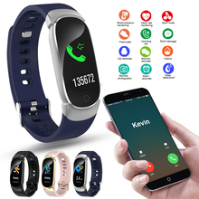 QW16 Smart Watch New Sports Fitness Activity Heart Rate Tracker Blood Pressure Smart Watch Android Smartband Feminino Relogio