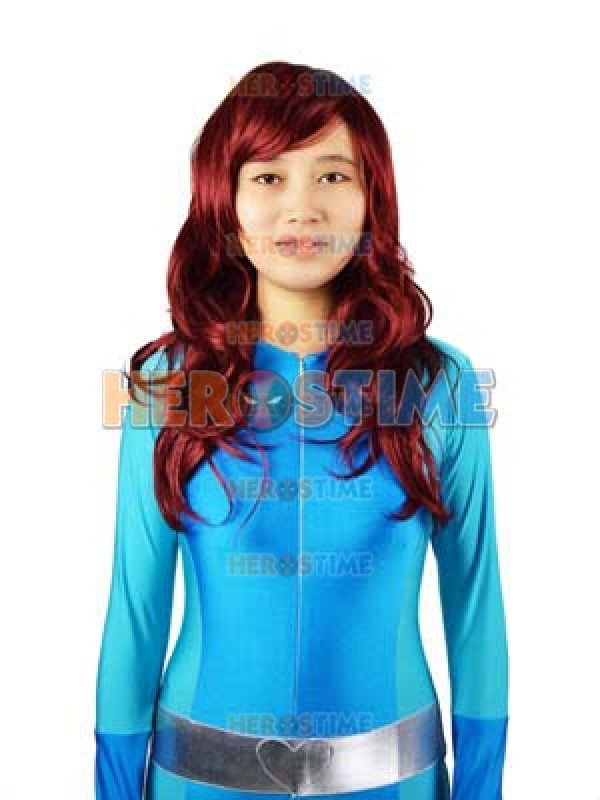 Totally Spies Britney Costume halloween cosplay spandex female Spandex Totally Spies Superhero costume Zentai suit free shipping