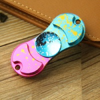 Cute Fidget Spinner 2017 Fashion Toys For Children High Quality EDC Hand Spinner For Autism And ADHD Rotation Time Stress Toys