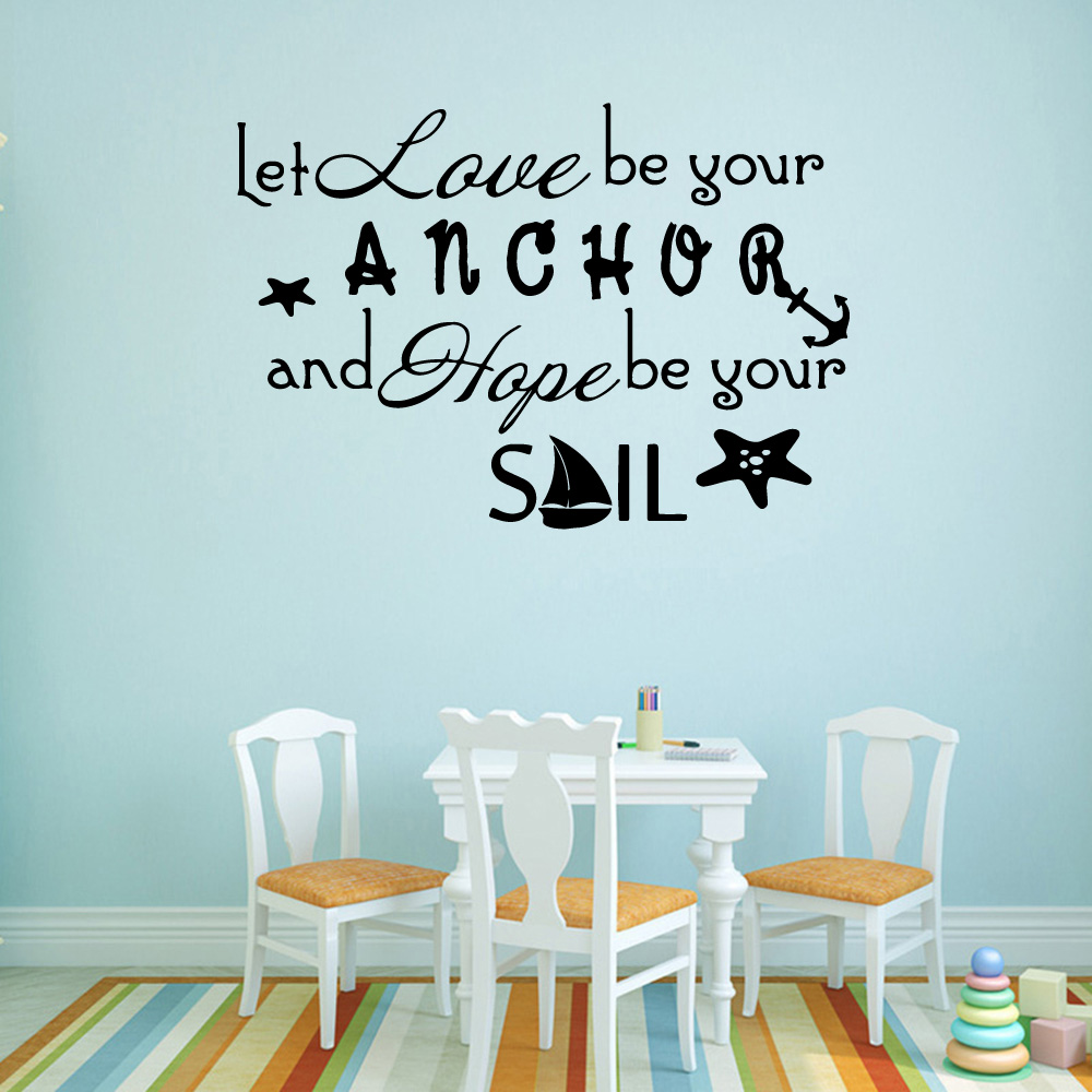 Funny Character Quotes Wallstickers Self Adhesive Vinyl Wallpaper Decorative Wall Stickers Muraux