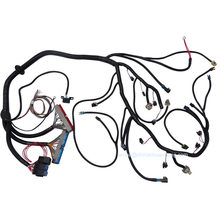 popular transmission harness buy cheap transmission harness lots 454Rfe Wiring Harness 1999 2003 ls vortec 4 8 5 3 6 truck engine standalone harness drive by cable with t56 transmission