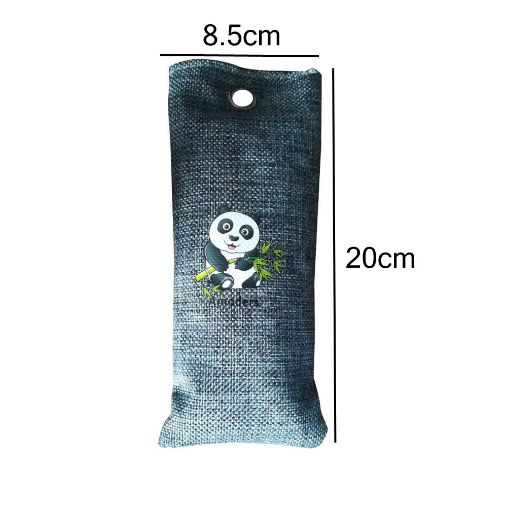 Air Purifying Bamboo Activated Charcoal Air Fresheners Odour Neutraliser Bags for Fridge Cars Kitchen Bathroom Closets 16