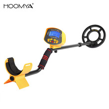 цены на Underground Metal Detector Waterproof Gold Digger Treasure Hunter Pinpointer Metaldetektor LCD Display Professional Coil  в интернет-магазинах