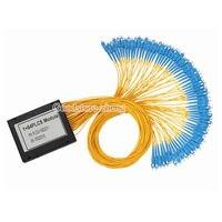 SC/UPC 1*64 PLC Fiber Optical Splitter SC/FC/ST/LC Connector PLC Splitter