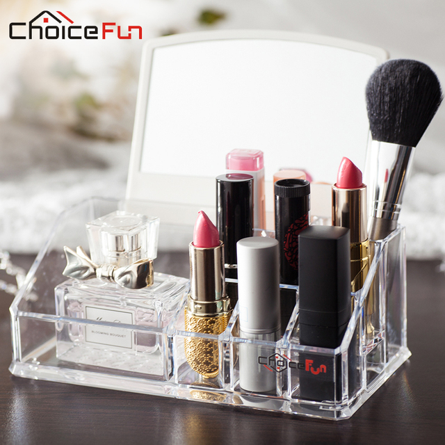 Aliexpresscom Buy CHOICE FUN Acrylic Makeup Organizer Storage - Acrylic makeup organizer