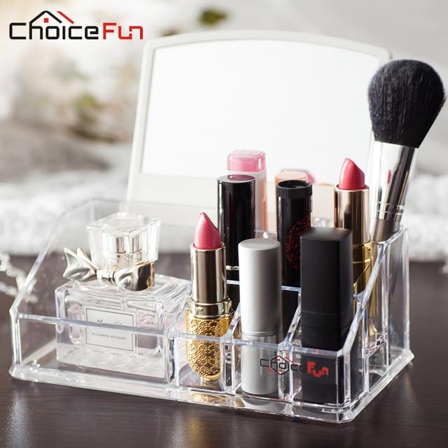 Aliexpresscom Buy CHOICE FUN Acrylic Makeup Organizer Storage - Acrylic makeup organizer