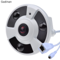 Gadinan FishEye 5MP 1.7mm Lens 720P/960P/1080P Optional ONVIF 180 Degree/360 Degree Panoramic IP Camera Night Vision P2P