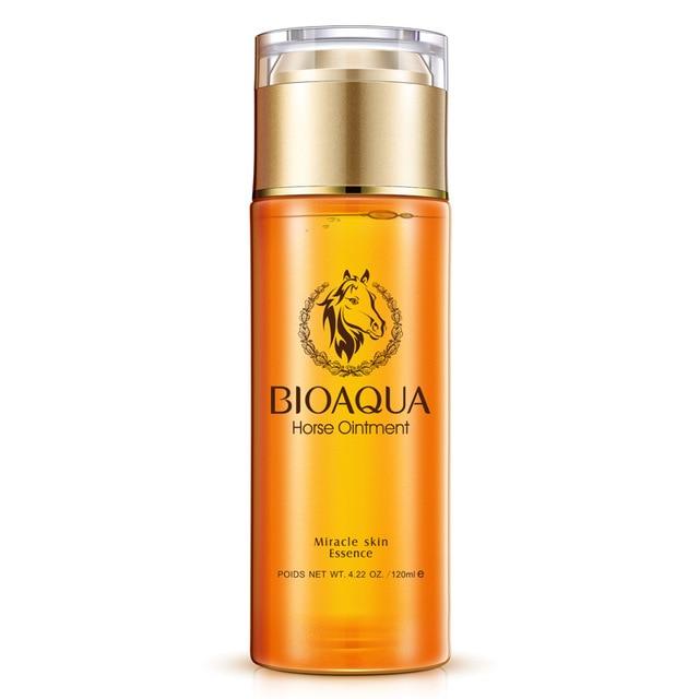 Horse Oil Anti Winkles Face Toner Moisturizing Skin Care Whitening Ageless Acne Treatment Anti Aging Lift Firming Beauty
