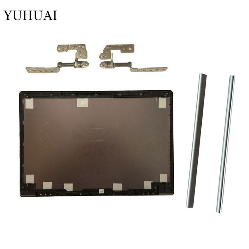 New Without touch screen cover for ASUS UX303L UX303 UX303LA UX303LN LCD Back Cover/LCD hinges/LCD hinges cover new for asus rog gl702gl702vs gfx71j4860 gl702vm lcd back cover 13nb0cq1am0111