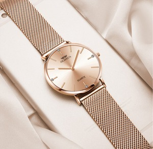 Image 5 - OLMECA Reloj de lujo para mujer, reloj de pulsera femenino, resistente al agua, envío directo