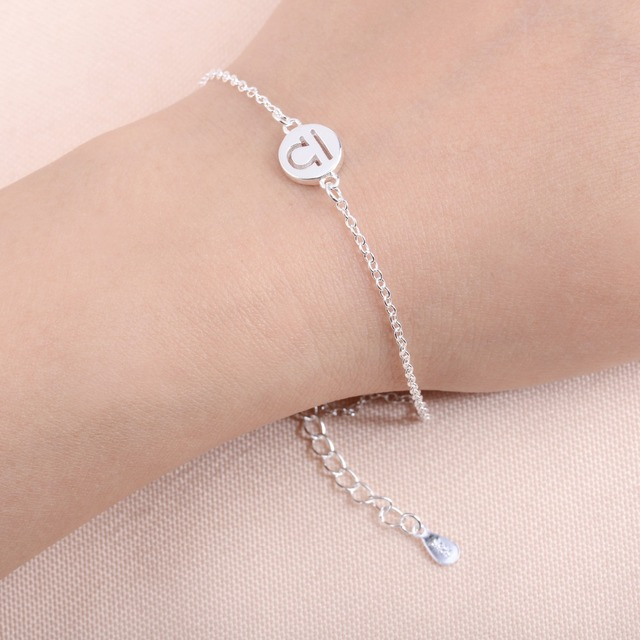 Shuangshuo Libra Bracelets For Women 12 Zodiac Constellation Jewelry Cufflinks Horoscope Astrology Disc Bracelet Homme Sl058
