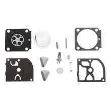 Carburetor Repair Kit Chainsaw Trimmer Parts RB-100 Gasket Diaphragm For HS45