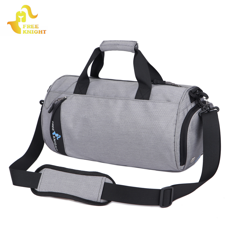 Free Knight 43*25*25cm Gym Bags Yoga Mat Bags Men Women Sports Fitness Training Bags Multifunction Handbag With Shoes Bags S M