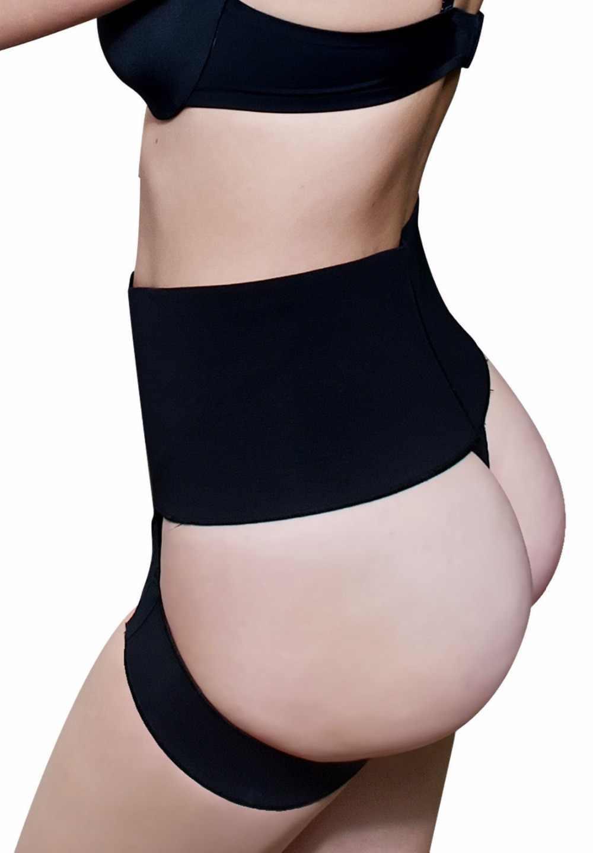 d9dd0855e US Women Butt Lifter Shaper Bum Lift Pants Buttocks Enhancer Girdle shorts  Booty