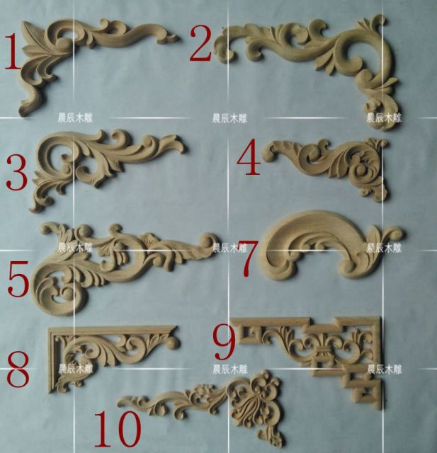 trim design interior decorative wood ideas craftsmanbb decor