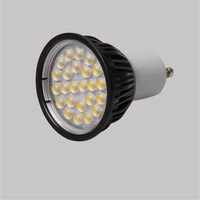 4pcs SMD5050 Natural White LED Spot Light Bulbs Super Deal Inventory Clearance