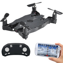 Drone JJRC H49 H49WH RC Mini with 720P HD Wifi FPV Camera Helicopter One Key Return Altitude Hold VS H37