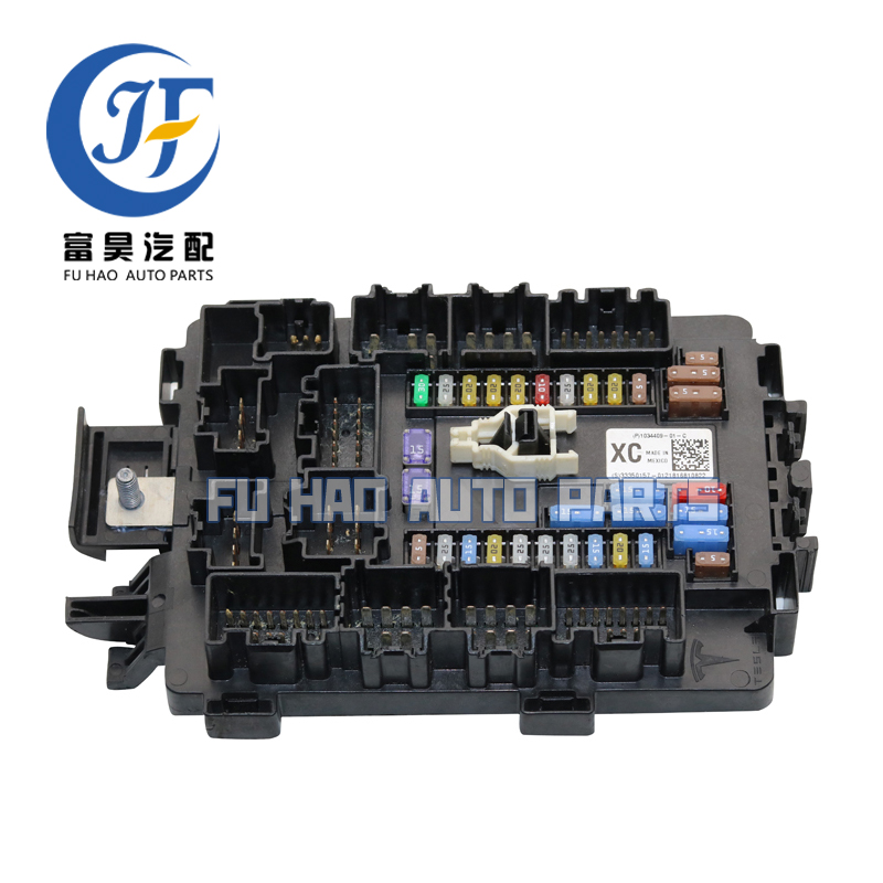 us $176 4 51% off for tesla model x original 1034409 01 c 103440901c fuse box control module in fuses from automobiles \u0026 motorcycles on aliexpress com cadillac fuse box interior fuse box location 2012 2019