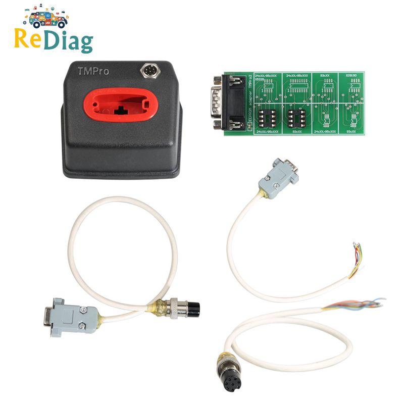 2019 Original TMPro 2 Transponder Programador Chave Copiadora Chave e Código PIN Calculadora Básica TMPro chave chave maker ou TMPro2 fabricante