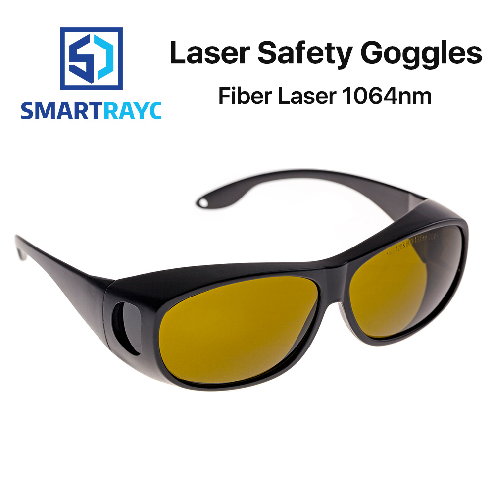 Smartrayc 1064nm Style C Laser Safety Goggles Protective Glasses Shield Protection Eyewear For YAG DPSS Fiber Laser