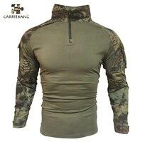Военный стиль армия армейские Airsofts форма Тактический Топы камуфляж тактическая одежда Для мужчин военная форма