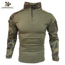 Military Style Army Combat Airsofts Uniform Tactical Tops Camouflage Tactical Clothing Men Military Uniform