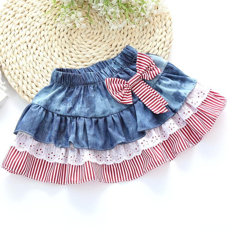 Детская юбка китай