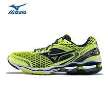 Mizuno Для мужчин Wave создание 17 Кроссовки носимых амортизацию спортивные Обувь Спортивная обувь j1gr151807 xyp534