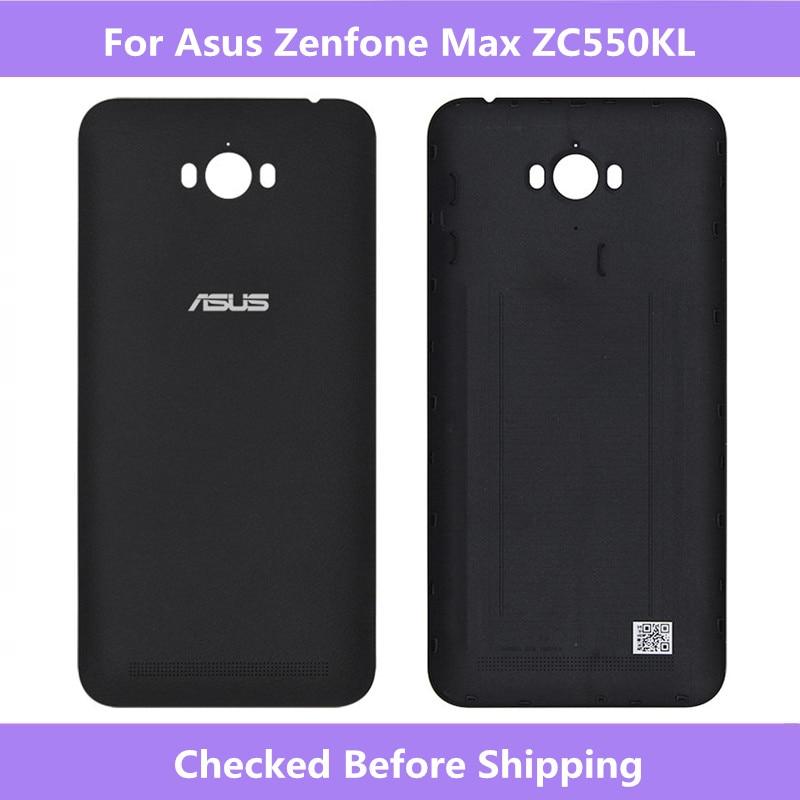 Asus ZB631KL Крышка корпуса батареи задняя дверь чехол для Zenfone Max Pro M2 корпус Чехол Для