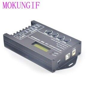 Image 3 - Contrôleur de minuterie RGB TC420 TC421, LED, avec wifi DC12V 24V, 5 canaux, sortie totale 20a Programmable, Anode commune